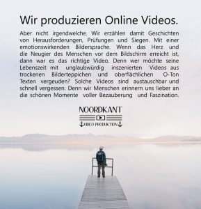 für Videodreh Seminare